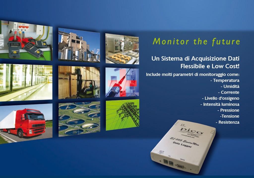 Sistemi per il monitoraggio ambientale e la registrazione di dati su lunghi periodi di tempo.