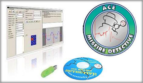 Software ACE Misfire Detective - Rilevamento di cilindri non funzionanti