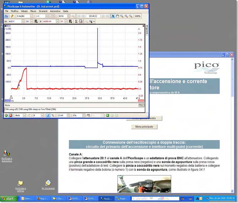 Software PicoScope Automotive