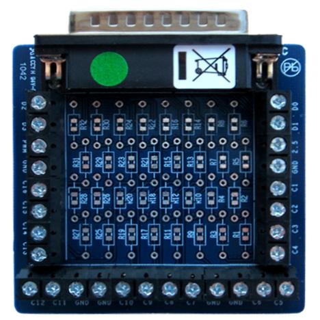 Terminal Board per Serie PicoLog 1000