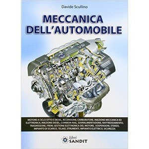 Meccanica dell'Automobile - ISBN 9788895990682