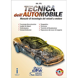 Tecnica dell'Automobile -<br /> ISBN 978884883148