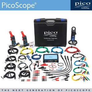 Foto prodotto Kit Diagnostico Advanced 4 canali con PicoScope 4425