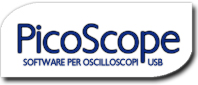 Software per oscilloscopi PicoScope